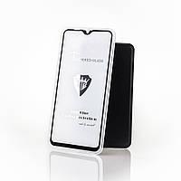 Защитное стекло AVG 5D Full Glue для Samsung M20 полноэкранное черное