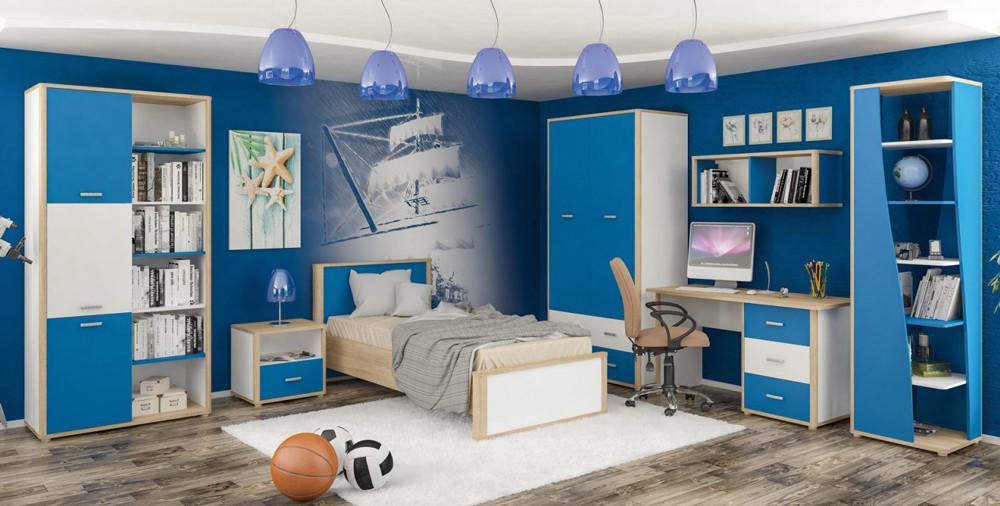 Мебель для детской, система ЛЕО Мебель-Сервис