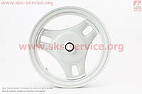 Диск колесный передний Honda DIO бараб. тормоз (стальной), фото 1