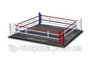Боксерский ринг (ковер 6,5*6,5м, канаты 5,5м.)