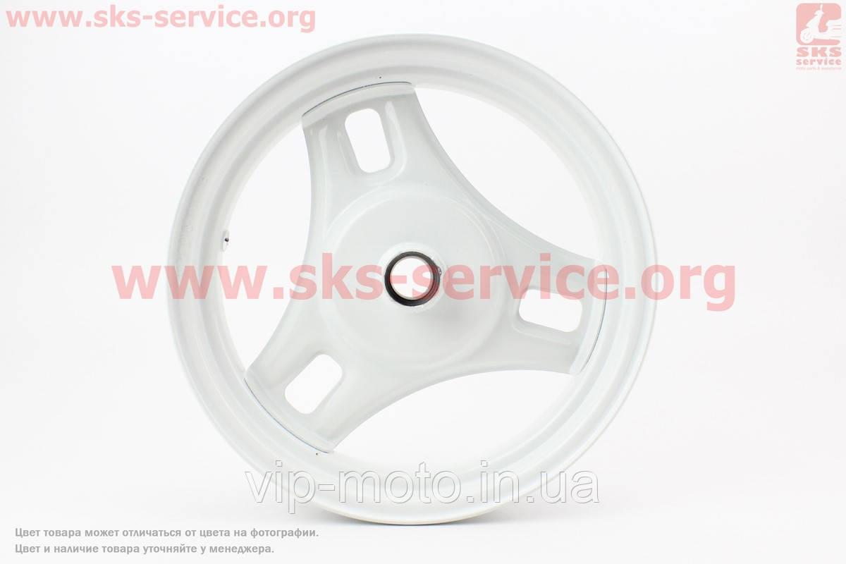 Диск колесный передний Honda DIO диск. тормоз (стальной)