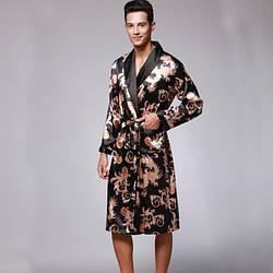 Мужские пижамы и халаты