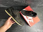 Мужские кроссовки Nike (коричневые), фото 2