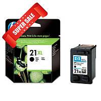 Картридж HP 21XL C9351CE для принтера DeskJet 3050, 3920, 3940, D1360, D1460, D2360, D2400, D2460, F2180, F2187, F380, F4172, F4180, F4190, OfficeJet