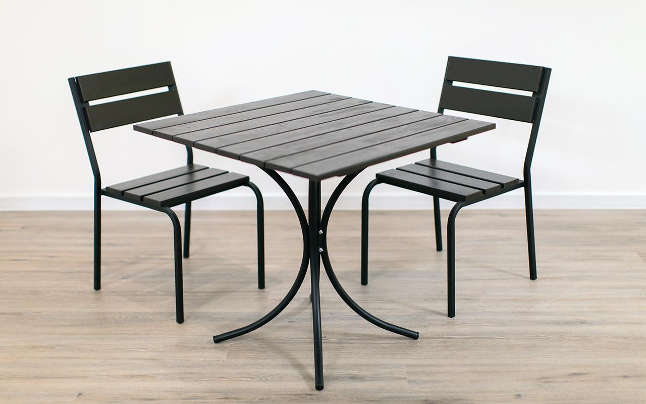 "Комплект мебели для кафе Микс-Лайн ""Лайт"" Венге"
