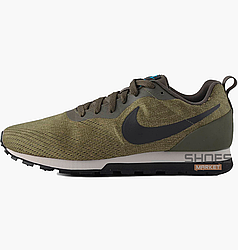 Мужские кроссовки Nike MD Runner 2 ENG Mesh Green 916774-301, оригинал 41
