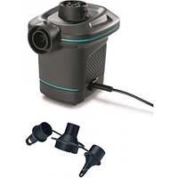 Электрический насос Intex 66640 Высокое качество Практичный дизайн Небольшой вес Купить онлайн Код: КДН4357