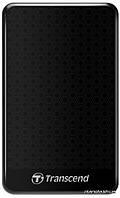 Transcend Storejet 1000Gb USB 3.0 Black (TS1TSJ25A3K)