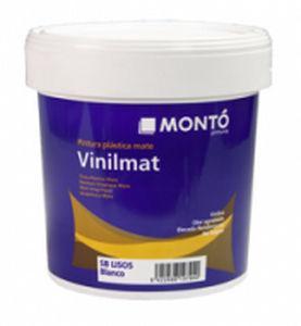 Фасадное покрытие Monto Vinilmat Superblanco 4л