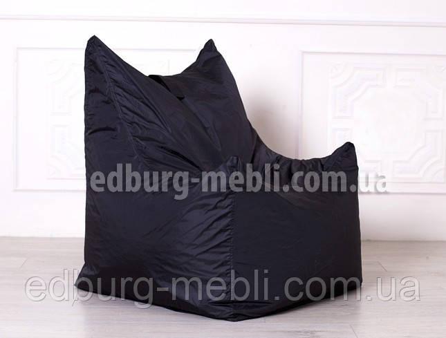 Кресло мешок Фокси |  черный Oksford