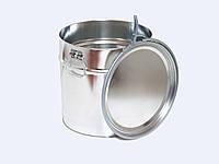 Ведро металлическое 25 литров D 328мм