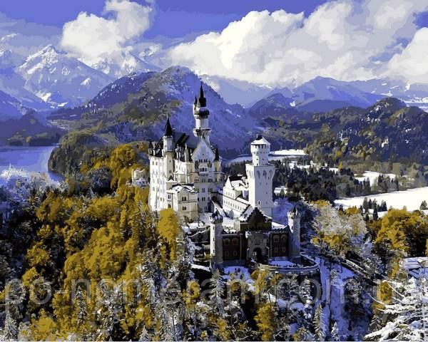 Картина Babylon замок купить в Киеве