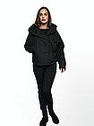 Дизайнерская Фабричная Куртка - TONGCOI. Гарантия высокого качества и стиля! Размеры 42-50 Oversize, фото 6