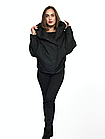 Дизайнерская Фабричная Куртка - TONGCOI. Гарантия высокого качества и стиля! Размеры 42-50 Oversize, фото 8