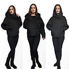 Дизайнерская Фабричная Куртка - TONGCOI. Гарантия высокого качества и стиля! Размеры 42-50 Oversize, фото 2