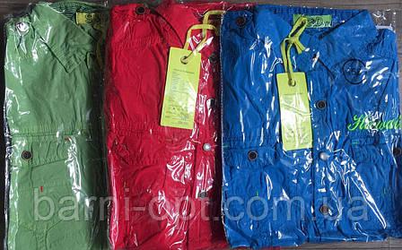 Сорочки на хлопчика оптом, S&D,рр 134-164, фото 2