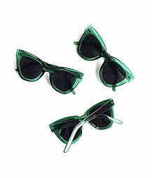 Солнцезащитные очки кошечки в расцветках v4803