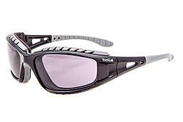 Очки защитные Bolle Tracker (дымчатые линзы)