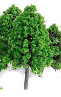 Дерево для диорам, миниатюр, детского творчества, 6 см