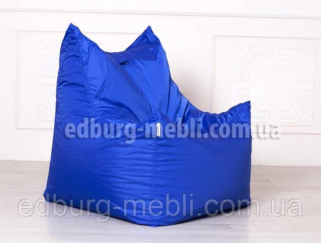 Кресло мешок Фокси | синий Oksford