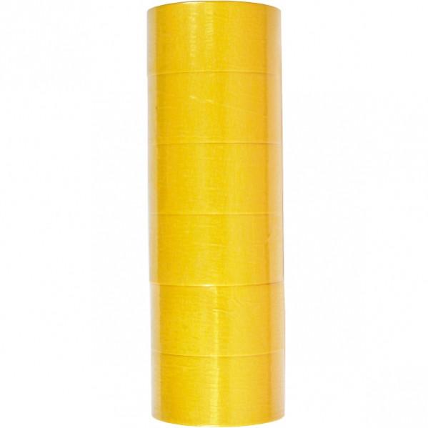 Скотч малярный 30 метров, 45 мм желтый    S-160/45-30