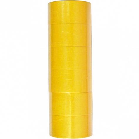 Скотч малярный 30 метров, 45 мм желтый    S-160/45-30, фото 2