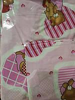 Детское  белье комплект для девочки