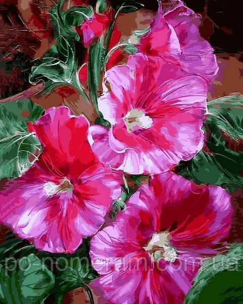 Картина Марипоса Цветы купить новый набор