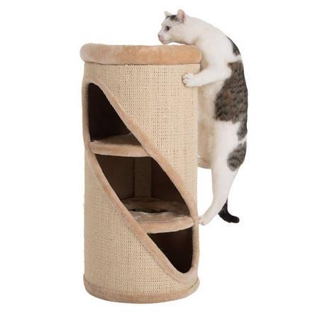 Когтеточка и домик для кота Basic Tower - 75 х 37 см, фото 2