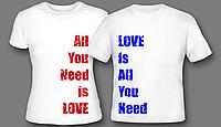 Классные футболки для парней