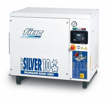Компрессор винтовой NEW SILVER 10 / (8 БАР-950 л/мин) FIAC 1121690106 (Италия)