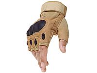 Перчатки тактические Primo Tactical беспалые - Sand