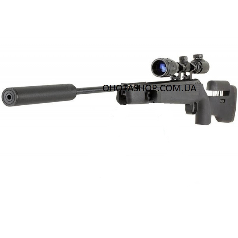 Пневматическая винтовка ARTEMIS Airgun SR1250S + Прицел 3-9х40
