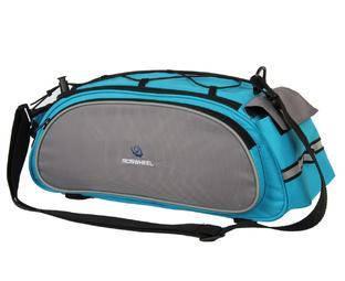 Сумка на багажник Roswheel 14541-B блакитний, фото 2