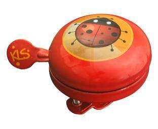 Дзвоник KLS Bell 60 Kids червоний , фото 2