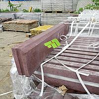 Поребрик коричневый 1000.200.60 п.г.