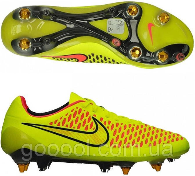 Футбольные бутсы Nike Magista Opus SG Pro