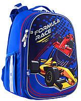 """Рюкзак школьный каркасный H-25 """"Formula Race"""" «Yes», 556185"""