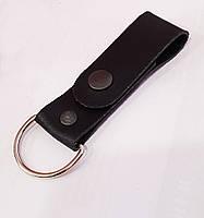 Фиксатор/крепеж для ключей, кожа/металл. НОВЫЙ. Полиция Великобритании, оригинал.