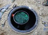 """Система очистки хоз-бытовых стоков """"Anaerobix"""" GRAF (Германия), на 7 чел., фото 2"""