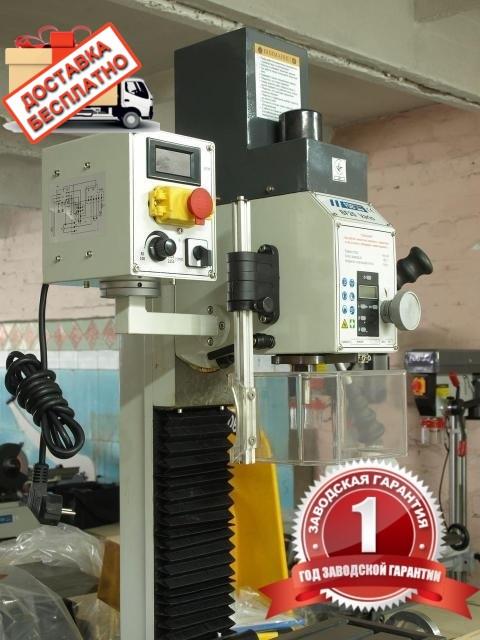Сверлильно-фрезерный станок FDB Maschinen ™ BF20 Vario