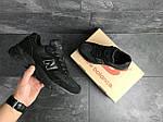 Мужские кроссовки New Balance 991.9 (черные), фото 5