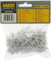 Крестики дистанционные Hardy 1,5 мм 2040-660015