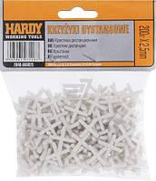 Крестики дистанционные Hardy 2,5 мм 2040-660025
