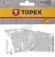 Клинья для плитки Topex 35 мм 16B605