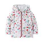 Куртка для девочки Цветы Jumping Beans (4 года)