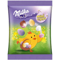 Milka Mini Eggs 100 g