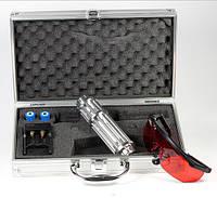 Мощная лазерная указка с насадками 50000mw Blue Laser, синий лазер, Лазери, лазерні указки, приціли, Лазеры, лазерные указки, прицелы