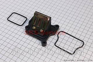 Клапан лепестковый карбюратора Suzuki HI-UP