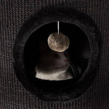 Когтеточка и домик для кота Diogenes -  85 х 39 см, фото 3